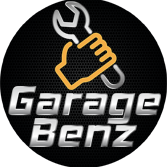 logo garage benz